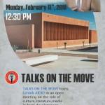 """Talks on The Move""البرنامج الاسبوعي"