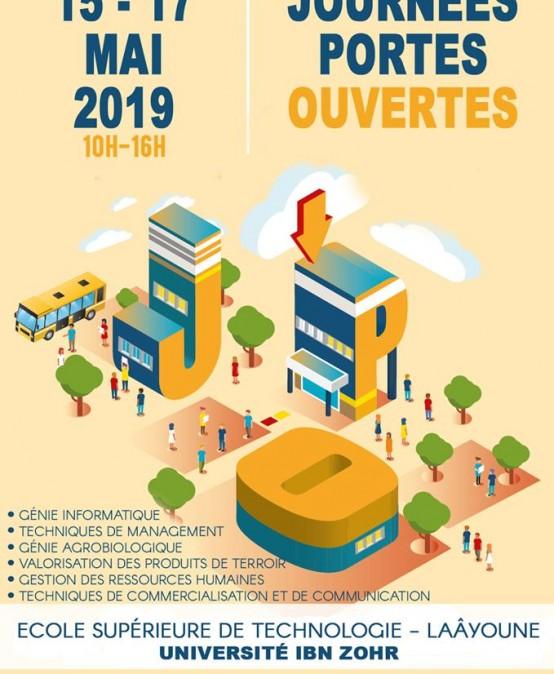 JOURNEES PORTES OUVERTES 15-17 MAI 2019